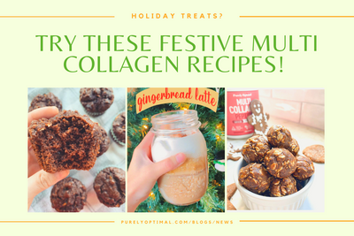 Festive Collagen Holiday Recipes
