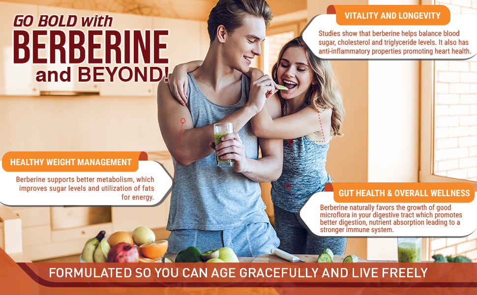 berberine supplement
