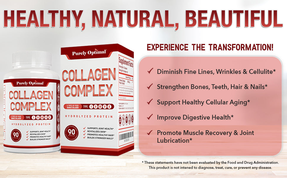 collagen complex benefits