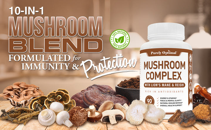 purely optimal mushroom complex