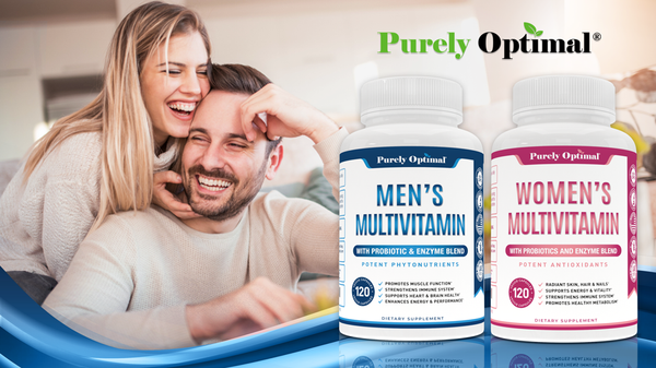 boost your overall health with right nutrients and multivitamin