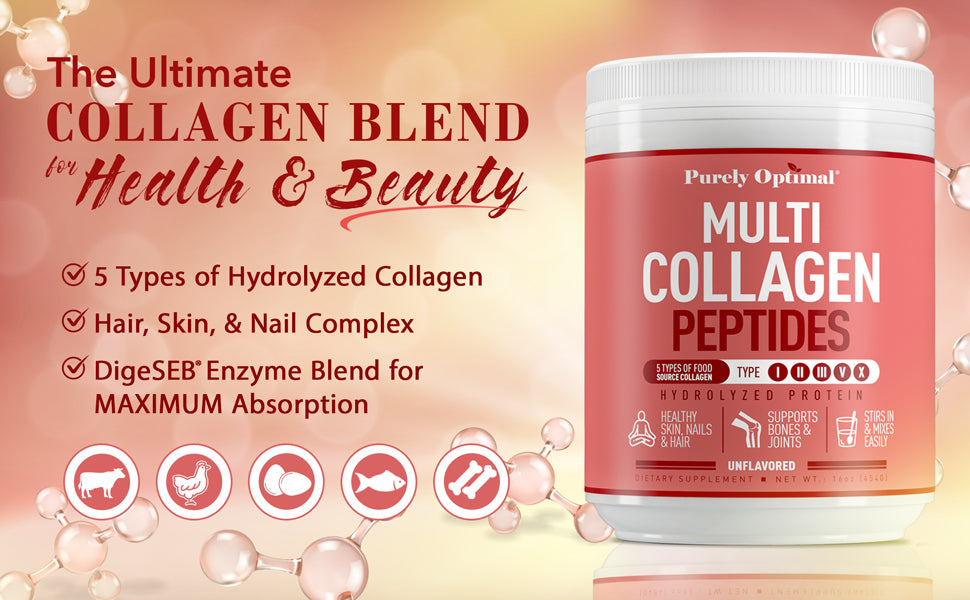 purely optimal collagen powder