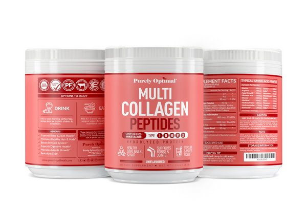purely optimal collagen peptides