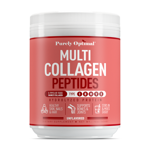 Purely Optimal Multi Collagen Peptides