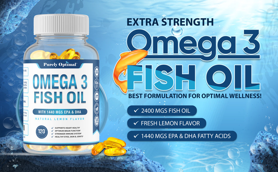 purely optimal omega 3