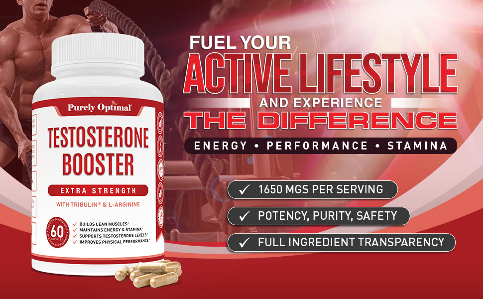 purely optimal testosterone booster