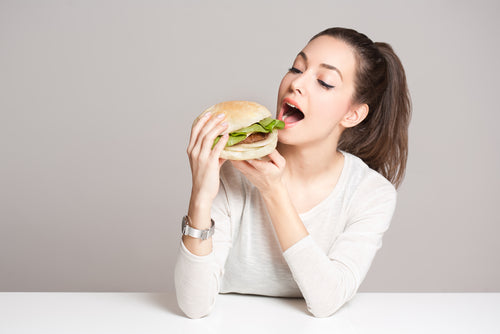 how to stop unhealthy food cravings