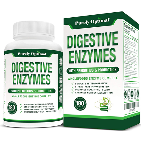 purely optimal digestive enzymes