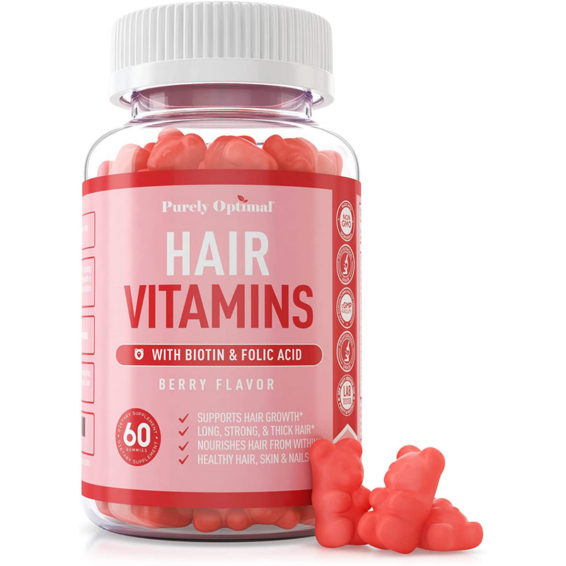 Hair Gummy Vitamins