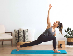 Meet the Begin Yoga Mat