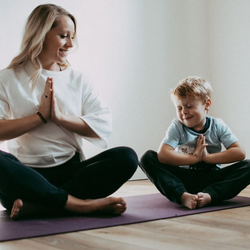 Yoga for Kids: Never Too Young To Start Yoga