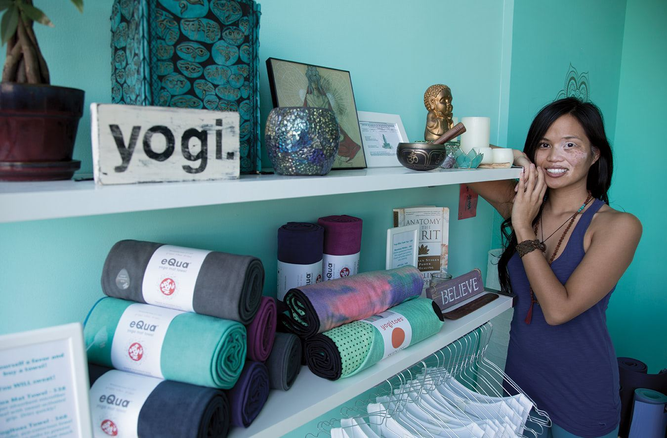 So You Want To Open A Yoga Studio?