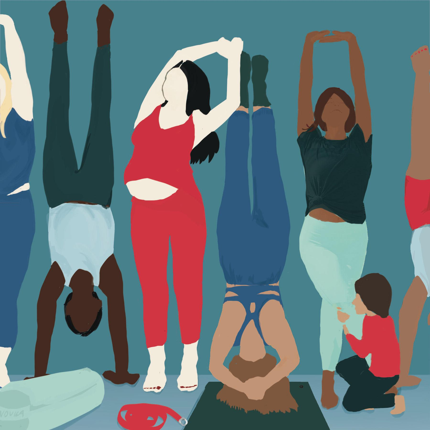 5 Easy Ways To Help Your Local Yoga Studio