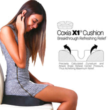 Load image into Gallery viewer, Coxia X1 Lumbar Support Seat Cushion