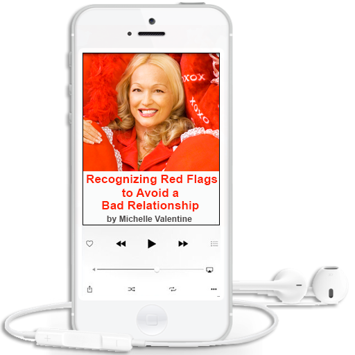 Recognizing Red Flags to Avoid a Bad Relationship - audio course