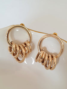 THE MARCELLA HOOP EARRINGS