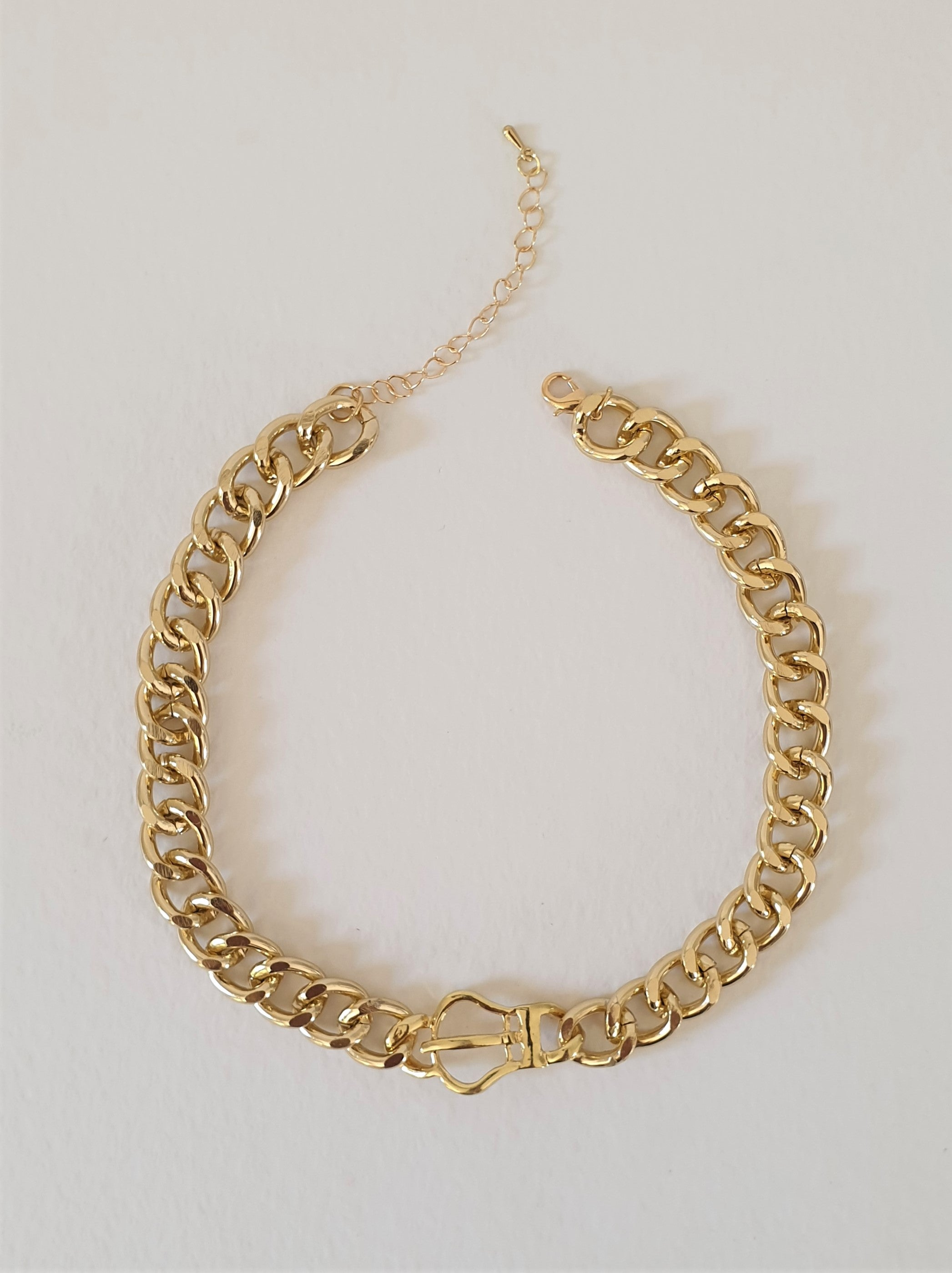 THE CECILIA CHAIN CHOKER
