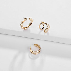 THE NOVA EAR CUFF SET