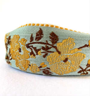 THE TAVI EMBROIDERED BAND