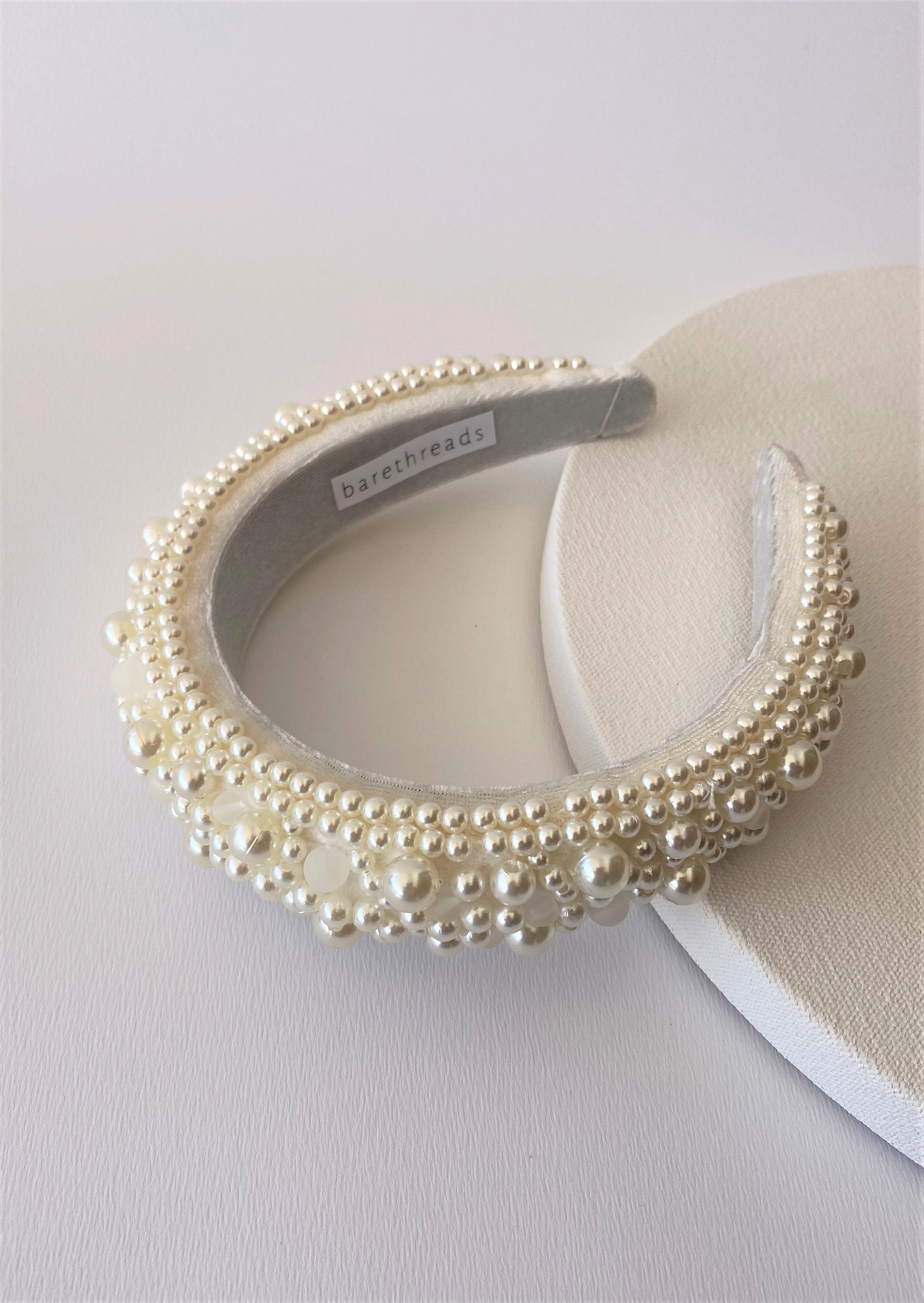 THE TORI PADDED PEARL BAND