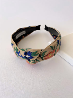THE MIDSUMMER NIGHT EMBROIDERED BAND