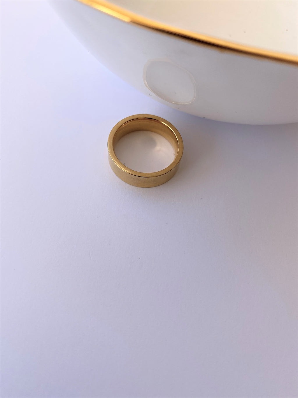 GOLD-PLATED BAND (6mm)