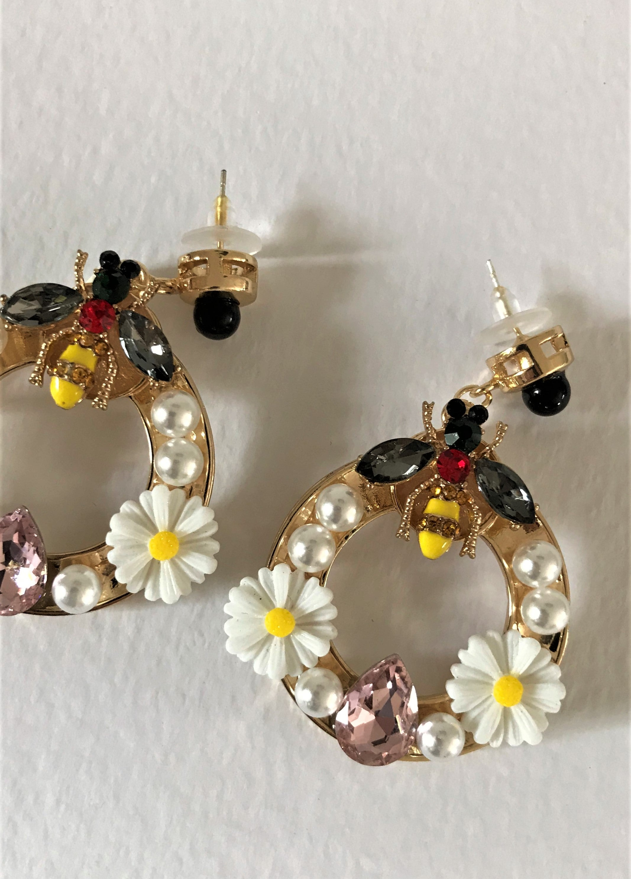 THE CYPRUS HOOP EARRINGS