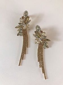 THE PARADISO EARRINGS - BRONZE