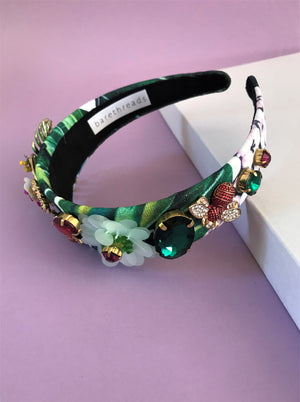 THE FLEUR EMBELLISHED BAND