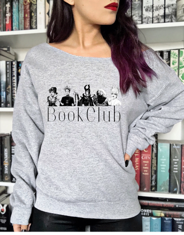 The Villains Book Club