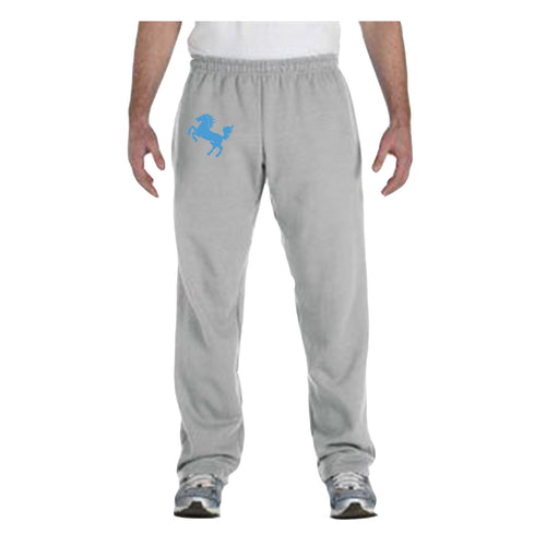 Stallion Gray sweat pants