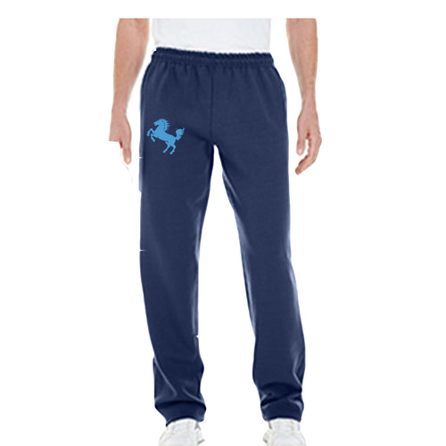 Stallion Navy Blue Sweat pants