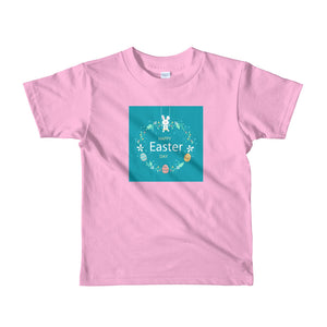 easter Short sleeve kids t-shirt