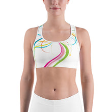 Load image into Gallery viewer, All-Over Print Sports Bra