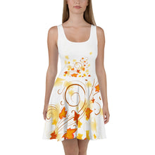 Load image into Gallery viewer, All-Over Print Skater Dress