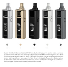 Load image into Gallery viewer, Electronic Cigarette mod kit