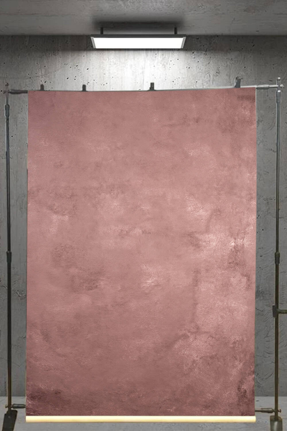 Clotstudio Abstract Purple Mid Textured Hand Painted Canvas Backdrop #clot 97