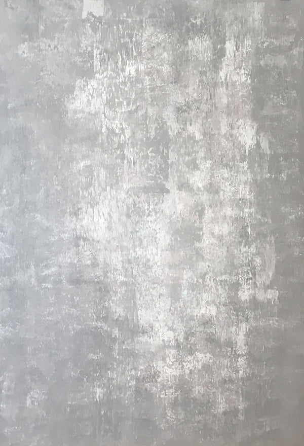 Clotstudio Abstract Lighting Grey Black Texture Hand Painted Canvas Backdrop #clot 17-Strong Textured-CLOT STUDIO-custom hand painted canvas studio photo backdrops handmade photography backgrounds