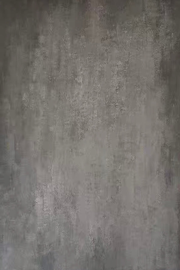 Clotstudio Abstract Grey Spray Textured Hand Painted Canvas Backdrop #clot192