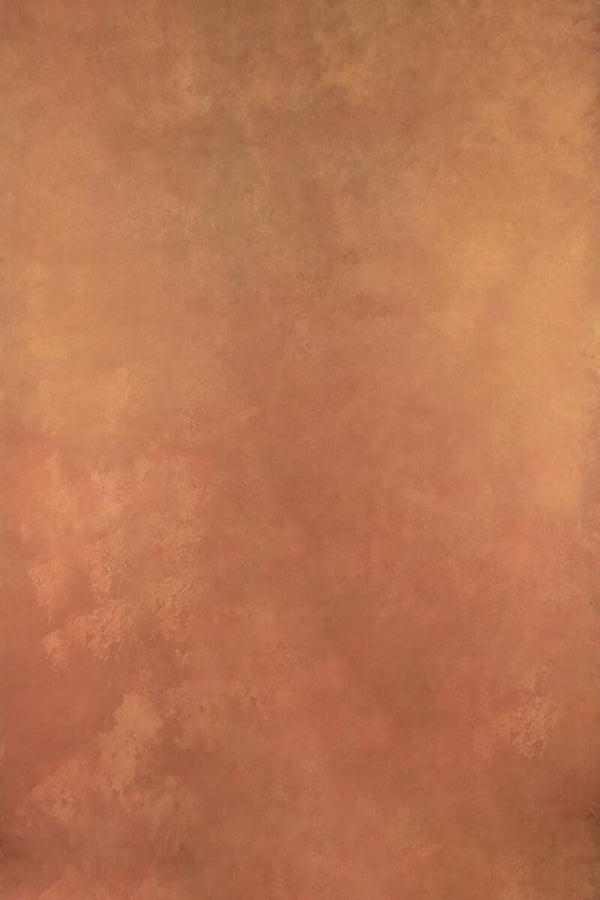 Clotstudio Abstract Orange Red Textured Hand Painted Canvas Backdrop #clot201