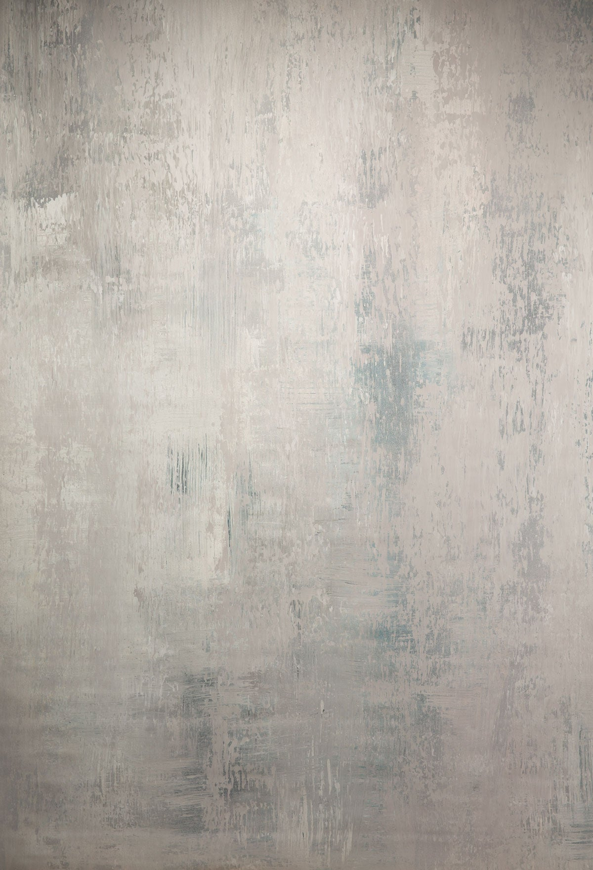 RTS-Clotstudio Abstract Grey with Light Beige Textured Hand Painted Canvas Backdrop #clot 51