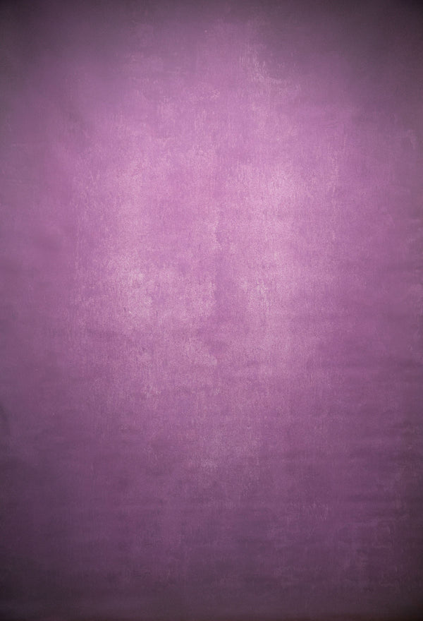 Clotstudio Abstract Purple Textured Hand Painted Canvas Backdrop #clot 52-Low texture-CLOT STUDIO-custom hand painted canvas studio photo backdrops handmade photography backgrounds