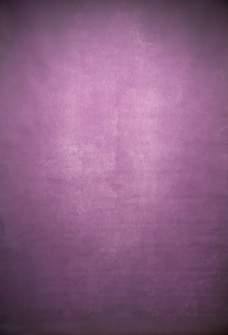 RTS-Clotstudio Abstract Purple Textured Hand Painted Canvas Backdrop #clot 52