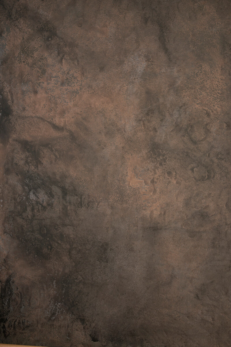 Clotstudio Abstract Olive Green Textured Hand Painted Canvas Backdrop #clot 83