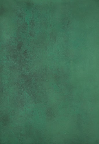 Clot Abstract Green Spray Textured Hand Painted Canvas # clot 46
