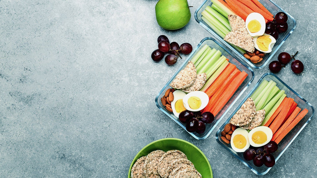 Healthy Snacking for Athletes On-The-Go