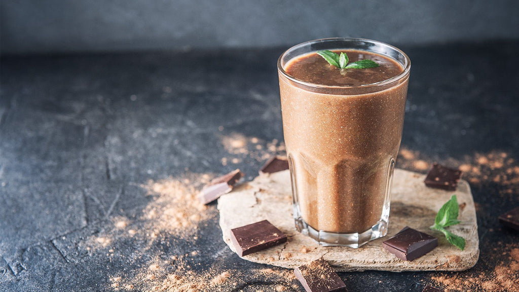Mochaccino Smoothie