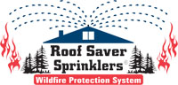 Roof Saver Sprinklers