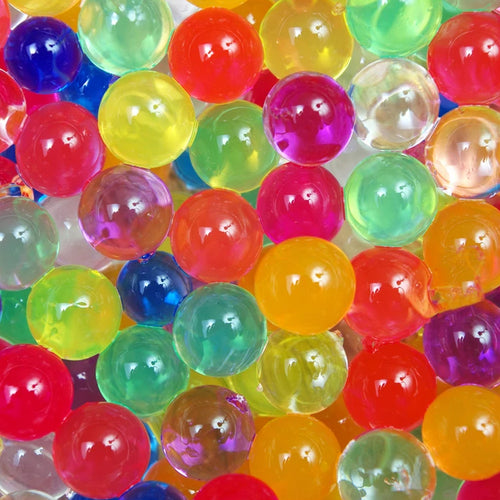 Rainbow Waterbeads