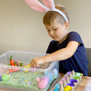 Content Only: Limited Addition Easter  - Sensory Bin Kit